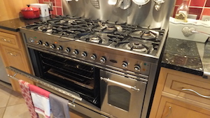 Repair to a Britannia Range SI12T6F Cooker