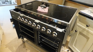 Repair to a Britannia Induction Cooker