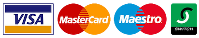 Payment Cards Accepted by AGS Appliances