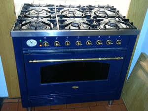 Repair to Britannia Single Door 90cm Cooker