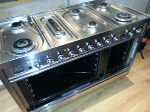 Repair to Britannia Range Twin Door 90cm Cooker